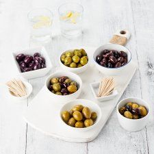 Tesco Easy Entertaining Olive Selection 675G Serves 10