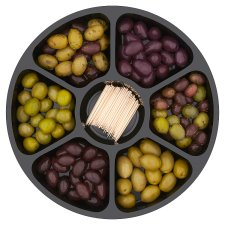 image 2 of Tesco Easy Entertaining Olive Selection 675G Serves 10