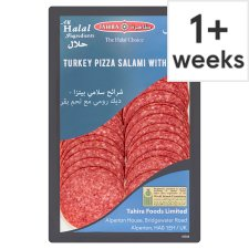 Tahira Slice Turkey Salami 125G