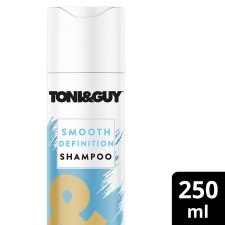 Toni & Guy Intense Softness Shampoo 250Ml