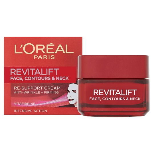 L'oreal Revitalift Face And Neck 50Ml