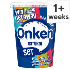 Onken Natural Set Yogurt 500G