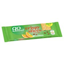 Go Ahead Crispy Orange And Sultana Slices 6X43.6G