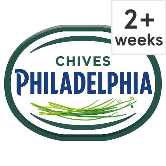 Philadelphia Light Soft Cheese With Chives 170 G