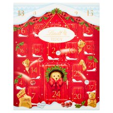 Lindt Teddy Adorable Advent Calendar 250G
