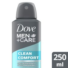 Dove Men+Care Clean Comfort Antiperspirant Deodorant 250Ml