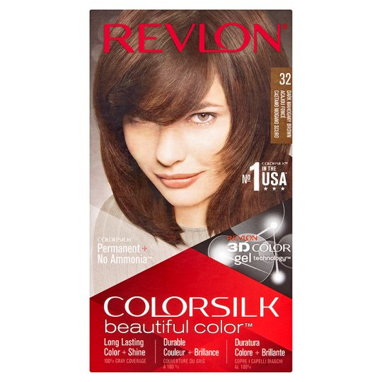 Revlon Colorsilk Dark Mohogony Brown