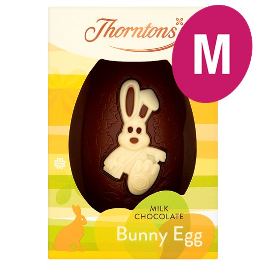 image 1 of Thorntons Harry Hopalot Milk Chocolate Bunny Egg 151G