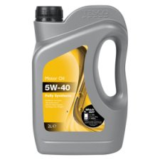 Tesco 5W40 Fully Synthetic Oil 2L