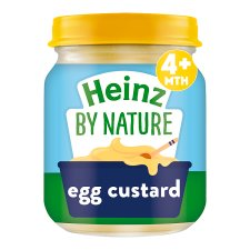 Heinz Egg Custard Jar 120G
