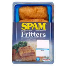 Tulip Spam Fritters 300G