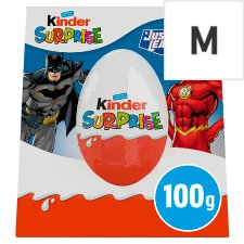 Ferrero Kinder Surprise Special Edition Egg 100G