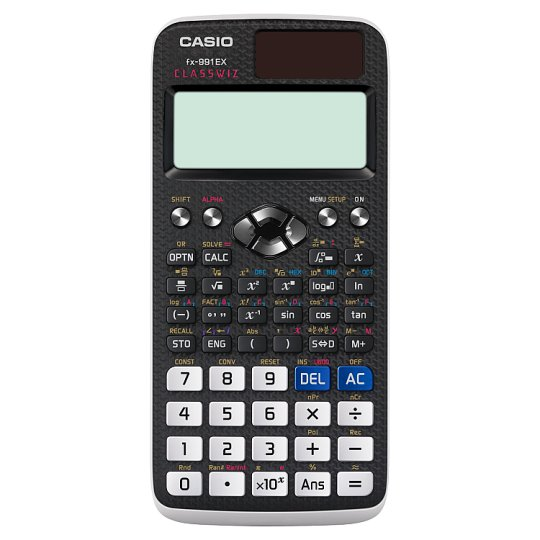 Casio Fx- 991Ex Scientific Calculator