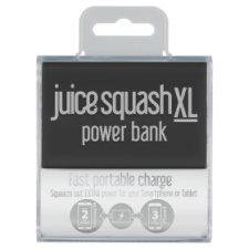 Juice Squash Xl Power Black