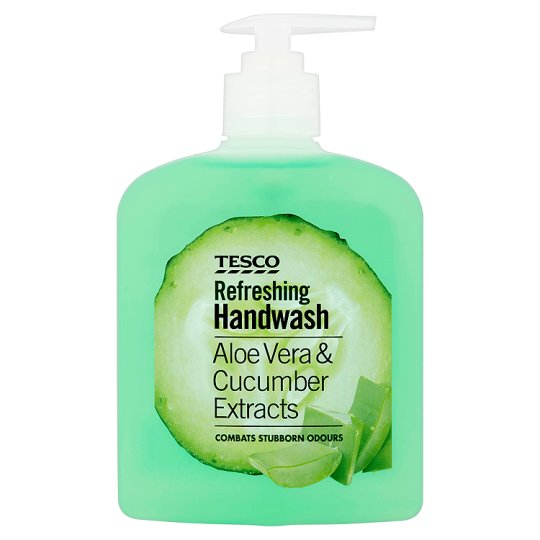 Tesco Refreshing Handwash 500Ml