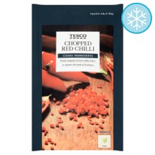Tesco Diced Chilli 75G