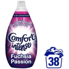 Comfort Intense Passion Fabric Conditioner 38 Wash 570Ml