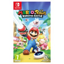 Mario Plus Rabbids Kingdom Battle Nintendo Switch