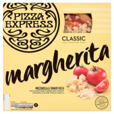 Pizza Express Margherita Pizza 455G