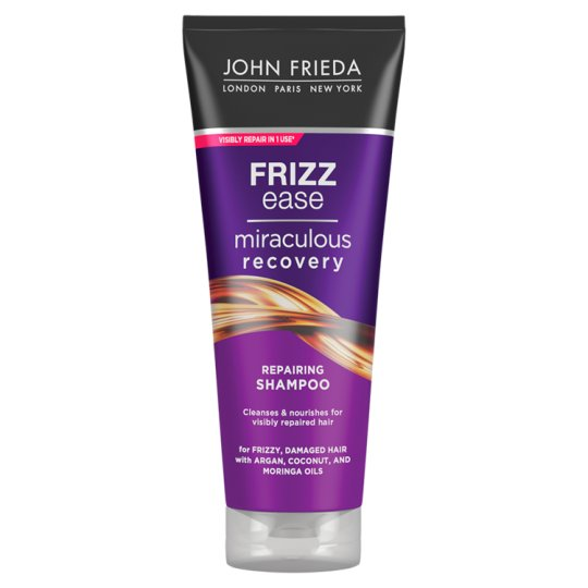 John Frieda Frizz Ease Recovery Shampoo 250Ml
