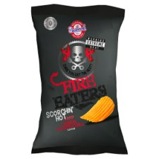 Seabrook Fire Eaters Scorchin' Hot Chilli 150G