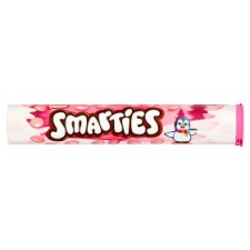image 2 of Smarties Giant Tube Pink 130G