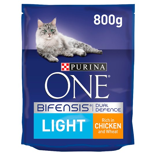image 1 of Purina One Cat Light 800G