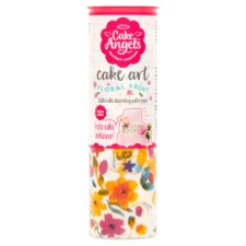 image 1 of Cake Angels Cake Art Floral Print 12G
