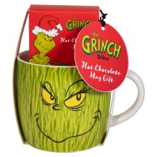Grinch Hot Chocolate Mug Repeat