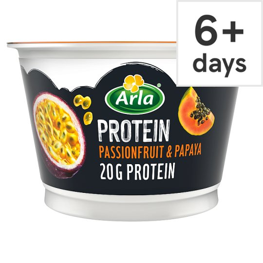 Arla Protein Passion Fruit And Papaya Yogurt 200G