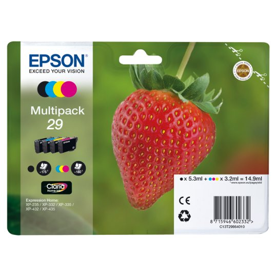 Epson 29 Strawberry Multipack