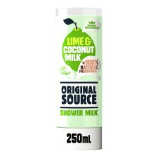 Original Source Shower Milk Lime And Coconut 250Ml