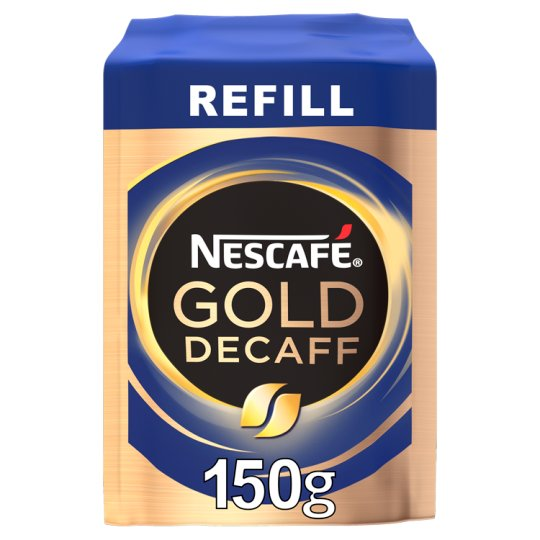 image 1 of Nescafe Gold Blend Decaffeinated Instant Coffee 150G