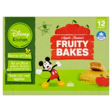 Disney Kitchen Fruit Bake Apple 132G