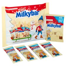 Nestle Milkybar Christmas Fun Selection Pack