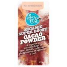 Lucy Bee Organic Super Boost Cacao Powder 250G