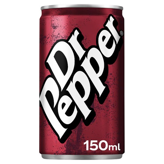 image 1 of Dr Pepper Can 150Ml