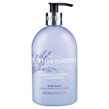 Baylis And Harding English Lavender Hand Wash 500Ml