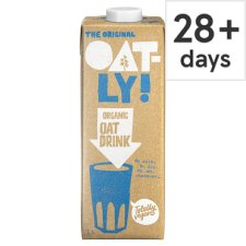 Oatly Organic Longlife Drink Alternative 1 Litre