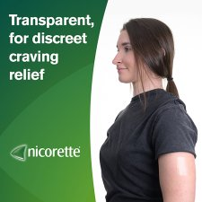 image 2 of Nicorette Invisible Patch Step 2 15Mg 7S