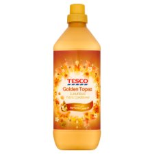 Tesco Ambience Fabric Conditioner Gold Topaz 1.26L 42 Washes