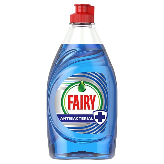Fairy Antibacterial Eucalyptus Wash Up Liquid 383Ml