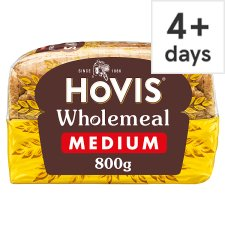Hovis Wholemeal Medium Bread 800G