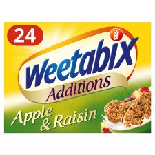 Weetabix Apple And Raisin Cereal 24 Pack
