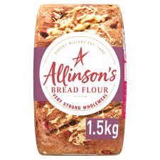 Allinson Very Strong Wholemeal Bread Flour 1.5Kg
