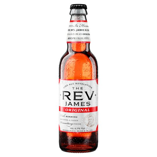 Brains Reverend James 500Ml (L)