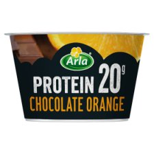 Arla Protein Chocolate Orange Yogurt 200G