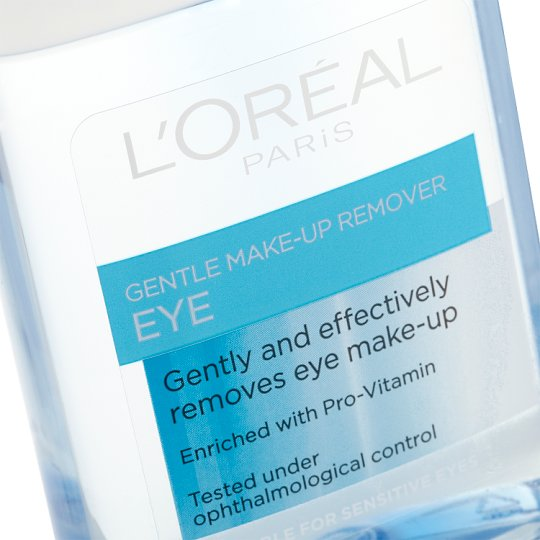 L'oreal Gentle Eye Make Up Remover 125Ml