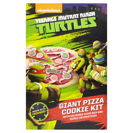 Teenage Mutant Ninja Turtles Giant Pizza Cookie Mix 183G