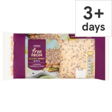Tesco Free From Sandwich Thins Seeded 4 Pack